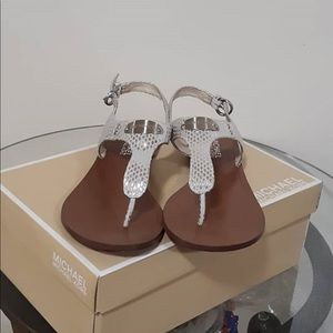 Michael Kors sandals! Size 8 women's